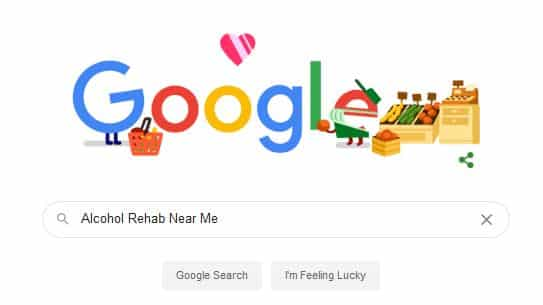Google Alcohol Rehab Near Me